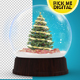 Snow Globe 360 Loop - VideoHive Item for Sale