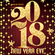 New Year Eve Flyer Template - GraphicRiver Item for Sale