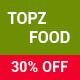 TopzFood - Multipurpose VirtueMart eCommerce Joomla Templates - ThemeForest Item for Sale