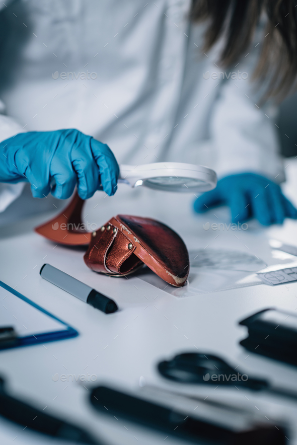 Forensic Science - Stock Photo - Images