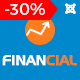 Financial III - Responsive Business and Financial Joomla Template