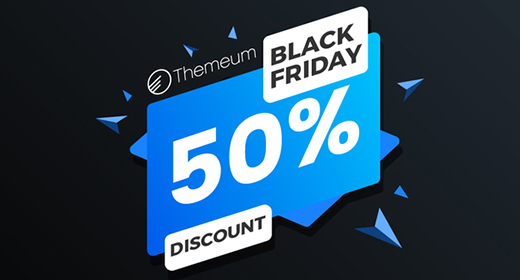 ! Black Friday Deals - WordPress Theme