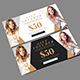 Simple Fashion Gift Voucher - GraphicRiver Item for Sale