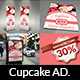 Cupcake Advertising Bundle