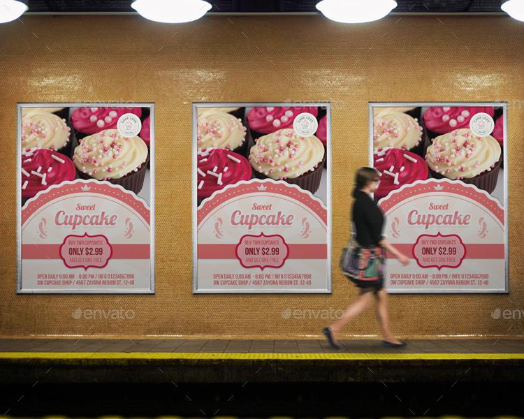 Cupcake Advertising Bundle