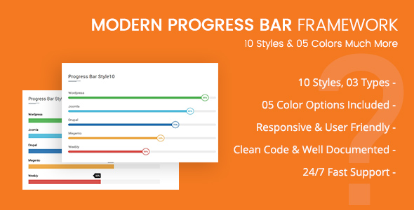 Download Source code              CSS3 Progressbar Framework            nulled nulled version