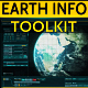 Earth Info Toolkit - VideoHive Item for Sale