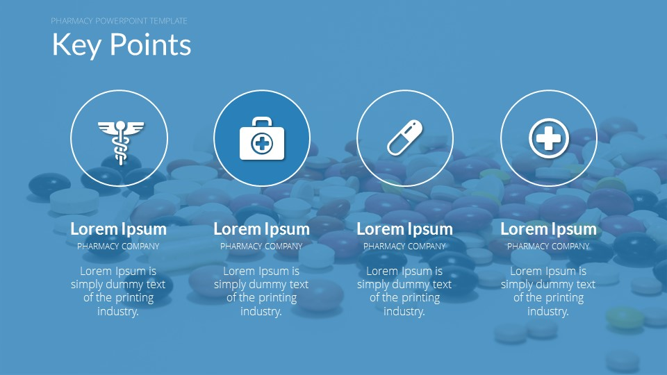 Pharmacy Powerpoint Presentation Template By Sananik Graphicriver