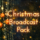 Christmas Broadcast Pack - VideoHive Item for Sale