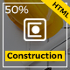 Construction Orbit - Business Services Template for Architecture & Construction Building Company