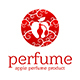 Apple Perfume Logo Template