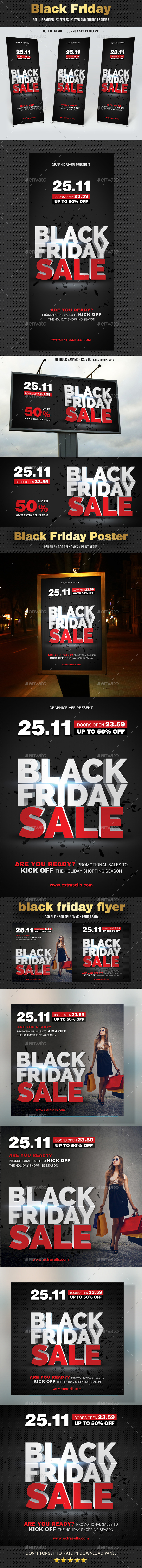 GraphicRiver Black Friday Sale Bundle 2 21032543