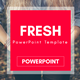 Fresh Multipurpose PowerPoint Template