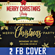 Christmas Party Facebook Cover - GraphicRiver Item for Sale