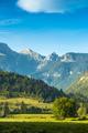 Amazing Julian Alps landscape in summer - PhotoDune Item for Sale