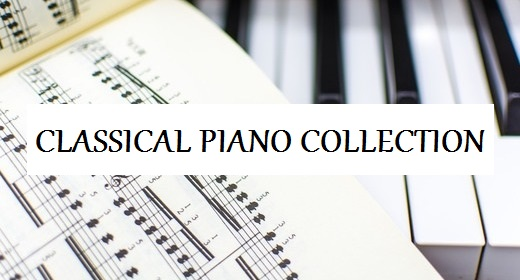 Classical Music Piano Collection