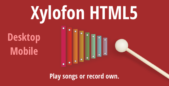 Download Source code              Xylofon - HTML5            nulled nulled version