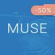Muse: A Modern Multi-Purpose Music WordPress Theme
