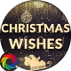 Golden Christmas Wishes - VideoHive Item for Sale