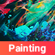 120 Abstract Oil Painting Backgrounds - GraphicRiver Item for Sale