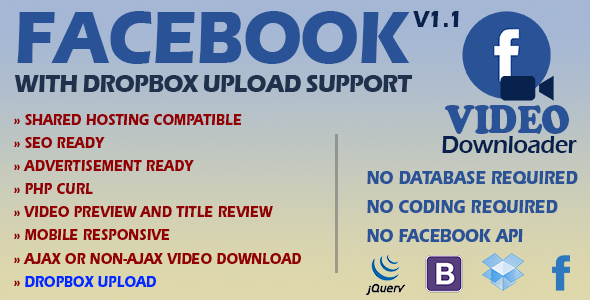Download OraFB - Facebook Video Download (Ajax or Non-Ajax)