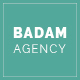 Badam Agency - Landing Page Template - ThemeForest Item for Sale