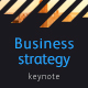 Business Strategy Corporate Keynote - GraphicRiver Item for Sale