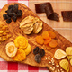 Dried fruits on tablecloth - PhotoDune Item for Sale