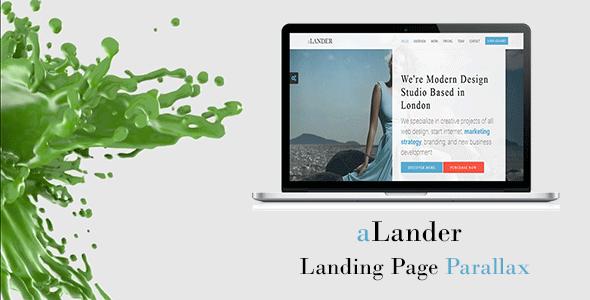 Landing Page - Landing Pages Marketing