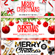 Merry Christmas Facebook Cover - GraphicRiver Item for Sale