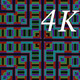 Pixel Neon Led 4K 01 - VideoHive Item for Sale