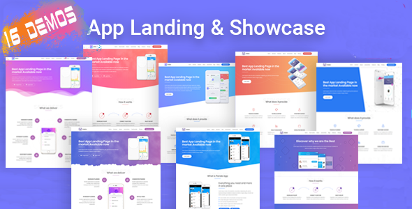 Image of Appo App Landing Page