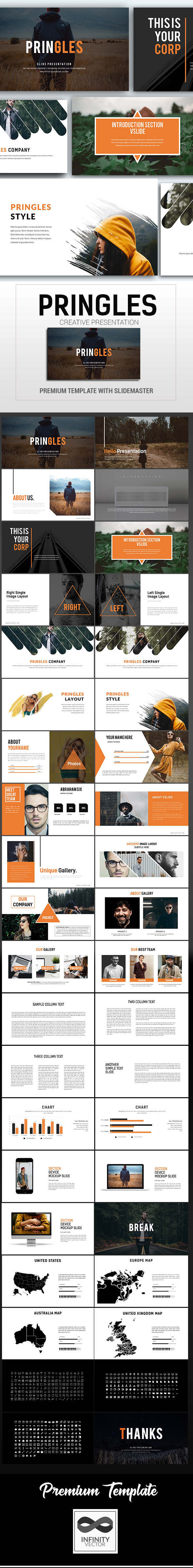 GraphicRiver Pringles Creative Keynoote Template 21034761