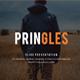 Pringles Creative Keynoote Template