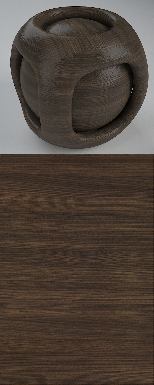Real Plywood Vray Material Vintage Sakura - 3DOcean Item for Sale