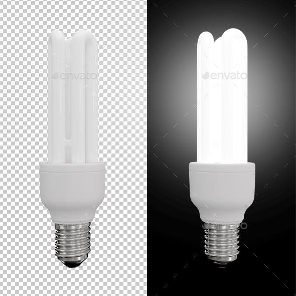 Bulbs - Objects 3D Renders