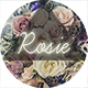 Rosie - A Beautiful WordPress Blog and Shop Theme