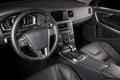 Car dashboard, modern luxury interior, steering wheel - PhotoDune Item for Sale