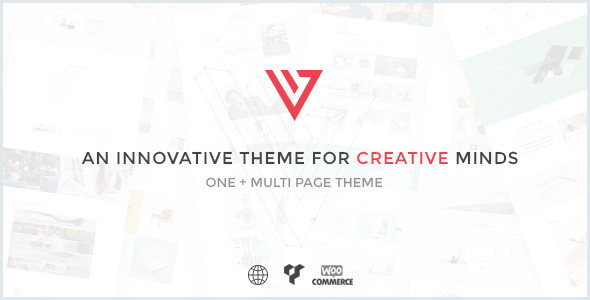 Vertex - Creative Multipurpose WordPress Theme - Creative WordPress