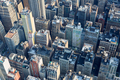 New York City Manhattan aerial clear view with skyscrapers - PhotoDune Item for Sale
