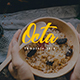 Octa Food Powerpoint Template - GraphicRiver Item for Sale