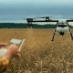 Farmer Controling Drone - VideoHive Item for Sale