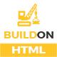 Buildon - Construction & Business HTML5 Template - ThemeForest Item for Sale