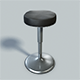 Modern Kitchen Bar Stool