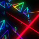 Triangulation Lasers Dance VJ Loop - VideoHive Item for Sale