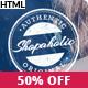 Shopaholic - Responsive Multipurpose eCommerce HTML5 Template - ThemeForest Item for Sale