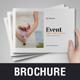 Event Festival Brochure Catalog
