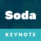 Soda - Keynote Presentation Template - GraphicRiver Item for Sale