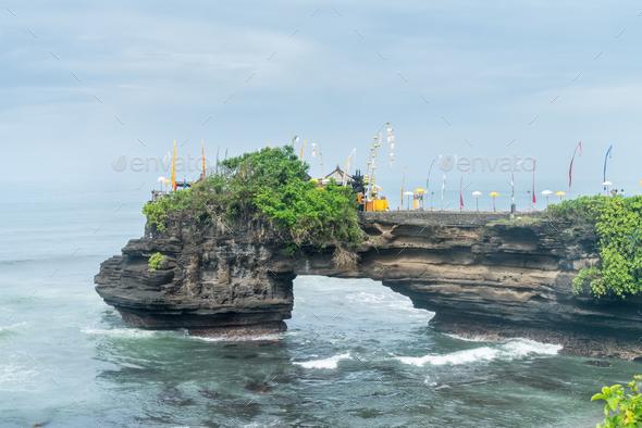 bali island , Tanah Lot  - Stock Photo - Images