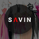 Savin - Fashion PSD Template - ThemeForest Item for Sale